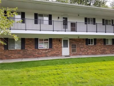 42499 Plymouth Hollow Drive, Plymouth Twp, MI 48170 - MLS#: 218078767