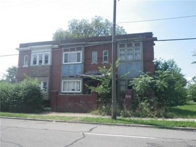 7641 Brush Street, Detroit, MI 48202 - MLS#: 218078787