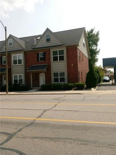 229 Oak Street N, Wyandotte, MI 48192 - MLS#: 218078865