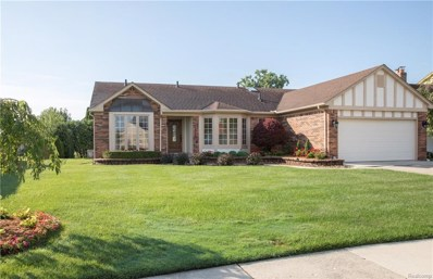 2528 Marlbank Drive, Sterling Heights, MI 48310 - MLS#: 218078876
