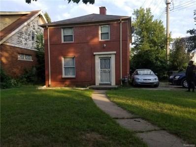 10930 Wilshire Drive, Detroit, MI 48213 - MLS#: 218078920