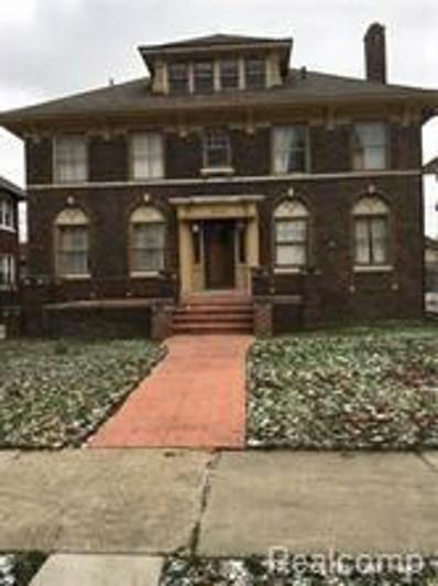 1949 Longfellow, Detroit, MI 48206 - MLS#: 218079026