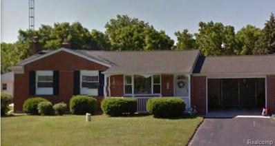 2057 Forest Heights Drive, Flint Twp, MI 48507 - MLS#: 218079046