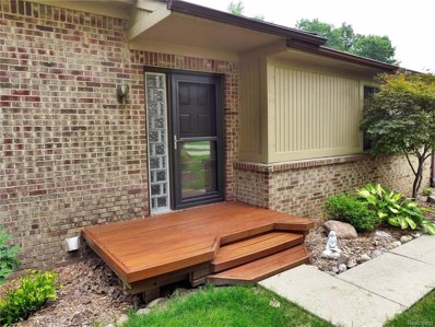 7470 Kendlewood, West Bloomfield Twp, MI 48322 - MLS#: 218079059