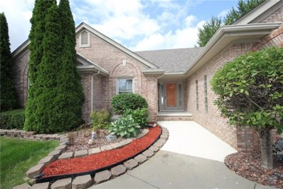 34505 Clearview Circle, Sterling Heights, MI 48312 - MLS#: 218079118