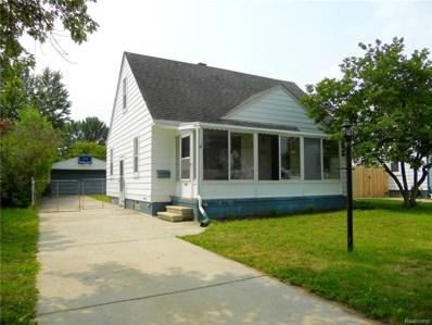 21628 Revere Street, St. Clair Shores, MI 48080 - MLS#: 218079146