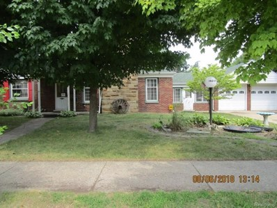 16269 Bell Avenue, Eastpointe, MI 48021 - MLS#: 218079160