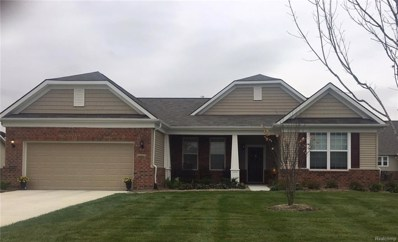 27393 Montague Drive, Brownstown Twp, MI 48134 - MLS#: 218079306