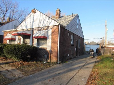11400 Stockwell Street, Detroit, MI 48224 - MLS#: 218079387
