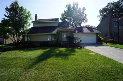 1098 Paddington Road, Canton Twp, MI 48187 - MLS#: 218079409