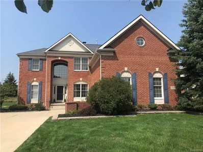 15381 Bay Hill Drive, Northville Twp, MI 48168 - MLS#: 218079414