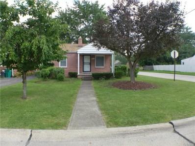 23010 Albion Avenue, Farmington Hills, MI 48336 - MLS#: 218079424