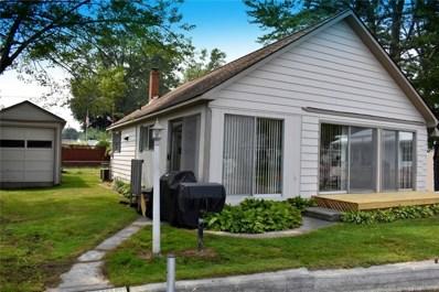 416 Lakeview Drive, Unadilla Twp, MI 48137 - MLS#: 218079467