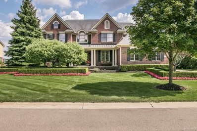 44325 Cypress Point Drive, Northville Twp, MI 48168 - MLS#: 218079508