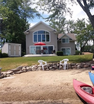3310 Lakeview Drive, Highland Twp, MI 48356 - MLS#: 218079543