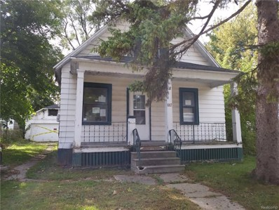 1017 S Woodbridge Street, Saginaw, MI 48602 - MLS#: 218079666
