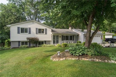 2250 Keith Road, West Bloomfield Twp, MI 48324 - MLS#: 218079688