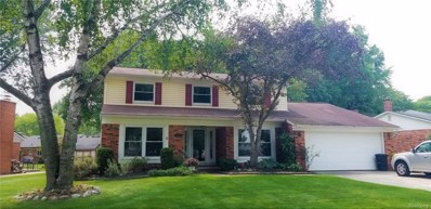 15609 Stonehouse Circle, Livonia, MI 48154 - MLS#: 218079700