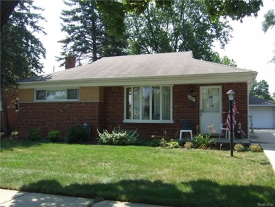 28947 Hathaway Street, Livonia, MI 48150 - MLS#: 218079739