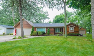 9555 Outlook Pl, White Lake Twp, MI 48386 - MLS#: 218079760