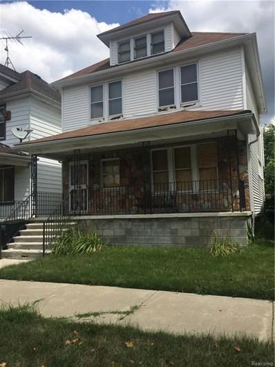 6108 Hartford Street, Detroit, MI 48210 - MLS#: 218079800
