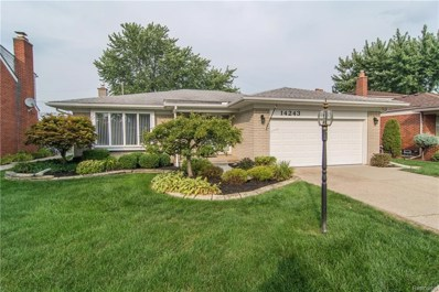 14243 Cranbrook Road, Sterling Heights, MI 48312 - MLS#: 218079823