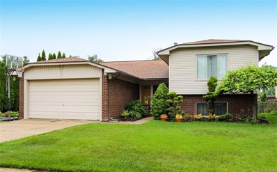 4229 Jefferson Drive, Sterling Heights, MI 48310 - MLS#: 218079849