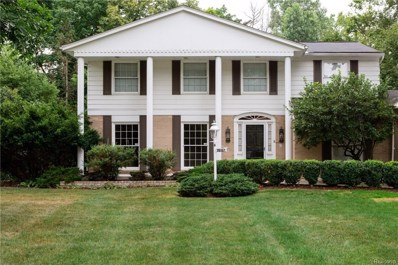 25157 Appleton Drive, Farmington Hills, MI 48336 - MLS#: 218079873