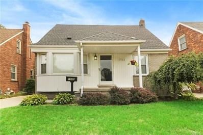 1745 Hollywood Street, Dearborn, MI 48124 - MLS#: 218079926