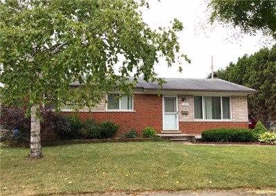 1879 Coventry Drive, Troy, MI 48083 - MLS#: 218079969