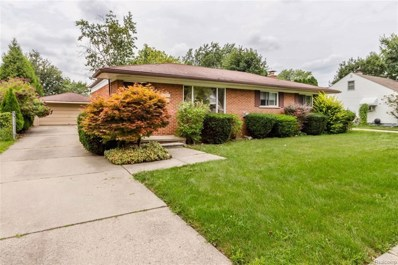 6737 Kinmore Street, Dearborn Heights, MI 48127 - MLS#: 218080037