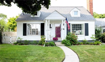 23430 Cherry Hill Street, Dearborn, MI 48124 - MLS#: 218080063