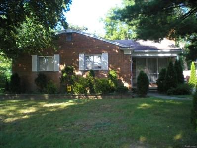 5757 Heritage Court, Dearborn Heights, MI 48127 - MLS#: 218080137