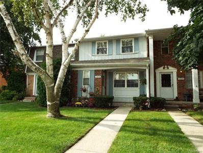 24652 Olde Orchard Street, Novi, MI 48375 - MLS#: 218080142