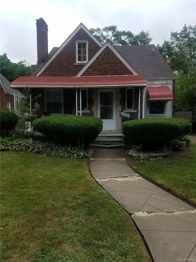 19330 Stansbury Street, Detroit, MI 48235 - MLS#: 218080197