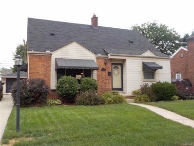 15612 Angelique Avenue, Allen Park, MI 48101 - MLS#: 218080199