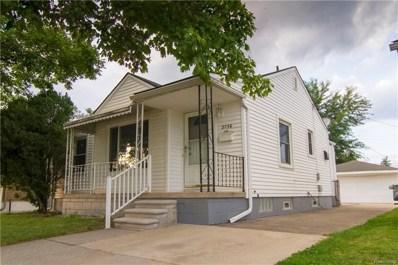 2736 Norman Street, Melvindale, MI 48122 - MLS#: 218080384