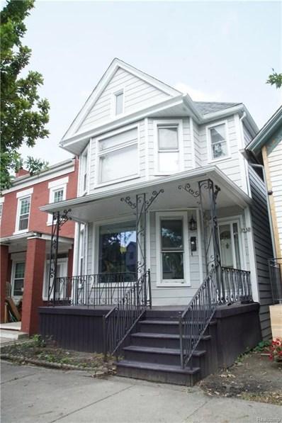 1538 Leverette Street, Detroit, MI 48216 - MLS#: 218080483