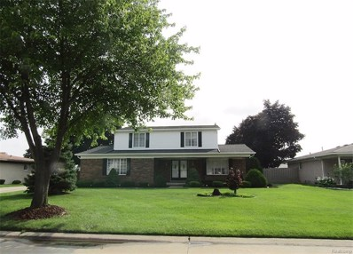 37054 Mariano Drive, Sterling Heights, MI 48312 - MLS#: 218080563