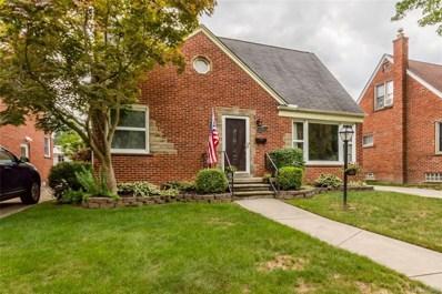 19023 Snow Avenue, Dearborn, MI 48124 - MLS#: 218080623