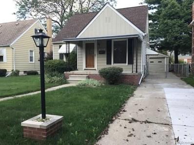 3315 Pardee Avenue, Dearborn, MI 48124 - MLS#: 218080695