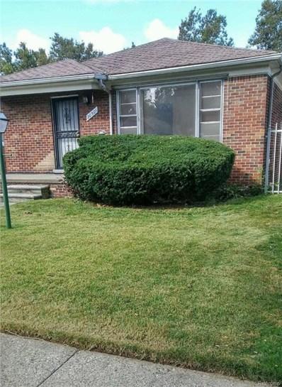 20301 Keystone Street, Detroit, MI 48234 - MLS#: 218080698