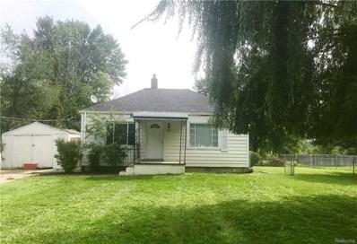 3497 Ellis Park Drive, Burton, MI 48519 - MLS#: 218080755