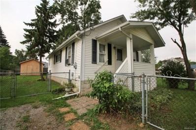 1458 E Buder Avenue, Burton, MI 48529 - MLS#: 218080775