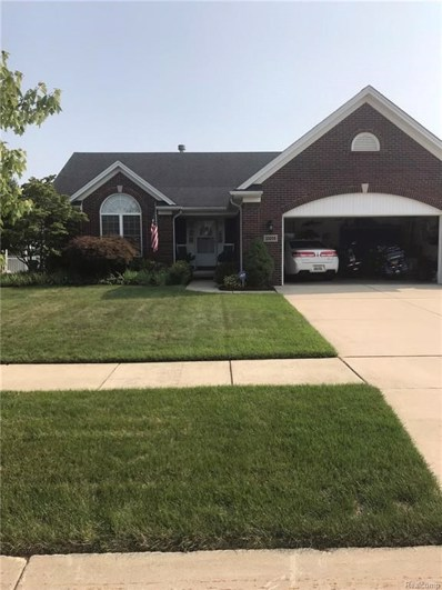 23205 Bluegrass Drive, Brownstown Twp, MI 48183 - MLS#: 218080814