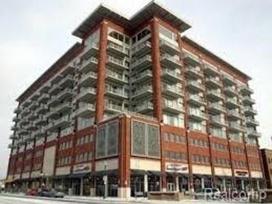 350 N Main Street UNIT 804, Royal Oak, MI 48067 - MLS#: 218080817