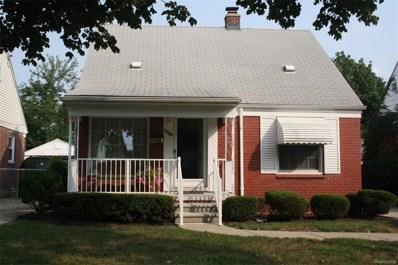 3359 Croissant Street, Dearborn, MI 48124 - MLS#: 218080824