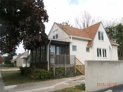 22736 Cushing Avenue, Eastpointe, MI 48021 - MLS#: 218080876