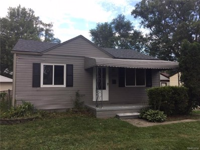 26555 Brush Street, Madison Heights, MI 48071 - MLS#: 218080895