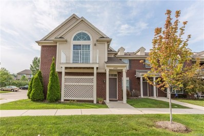 29909 Foxrun Circle UNIT 120, Warren, MI 48092 - MLS#: 218080932